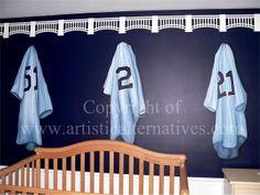 20 Best Yankees nursery images.