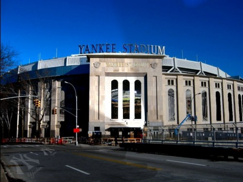 Baseball, Ny Yankees, Stadium, Mlb, New York Yankees.
