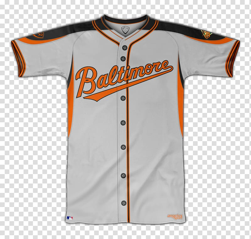 Sports Fan Jersey Baltimore Orioles MLB T.
