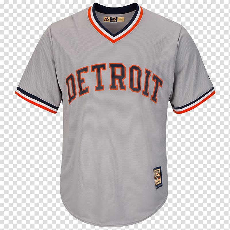 Detroit Tigers Cooperstown MLB Jersey Baseball, baseball.