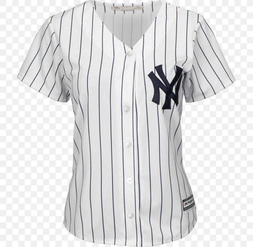 New York Yankees Majestic Athletic Jersey Clothing Baseball.