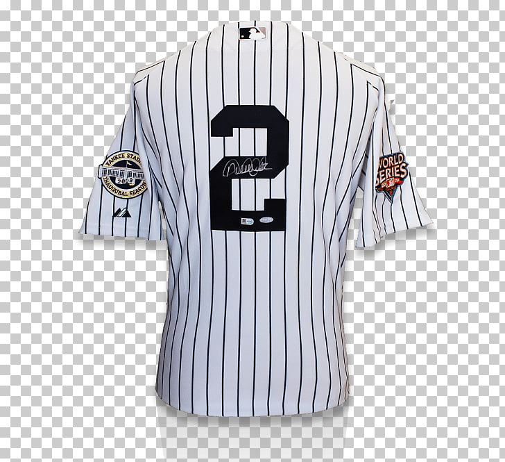 New York Yankees Jersey, white and black 2 baseball jersey.