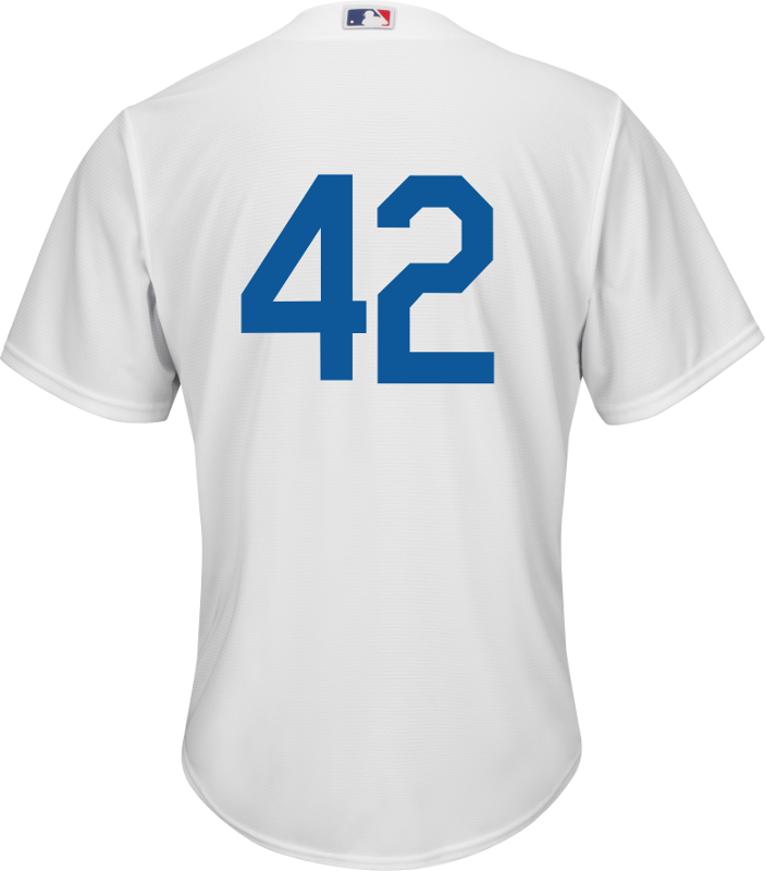Jackie Robinson Day 42 Youth Jersey.