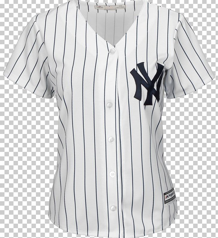 New York Yankees Majestic Athletic Jersey Clothing Baseball.