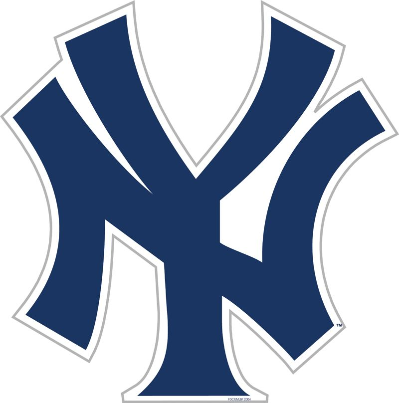 new york yankees clip art free.