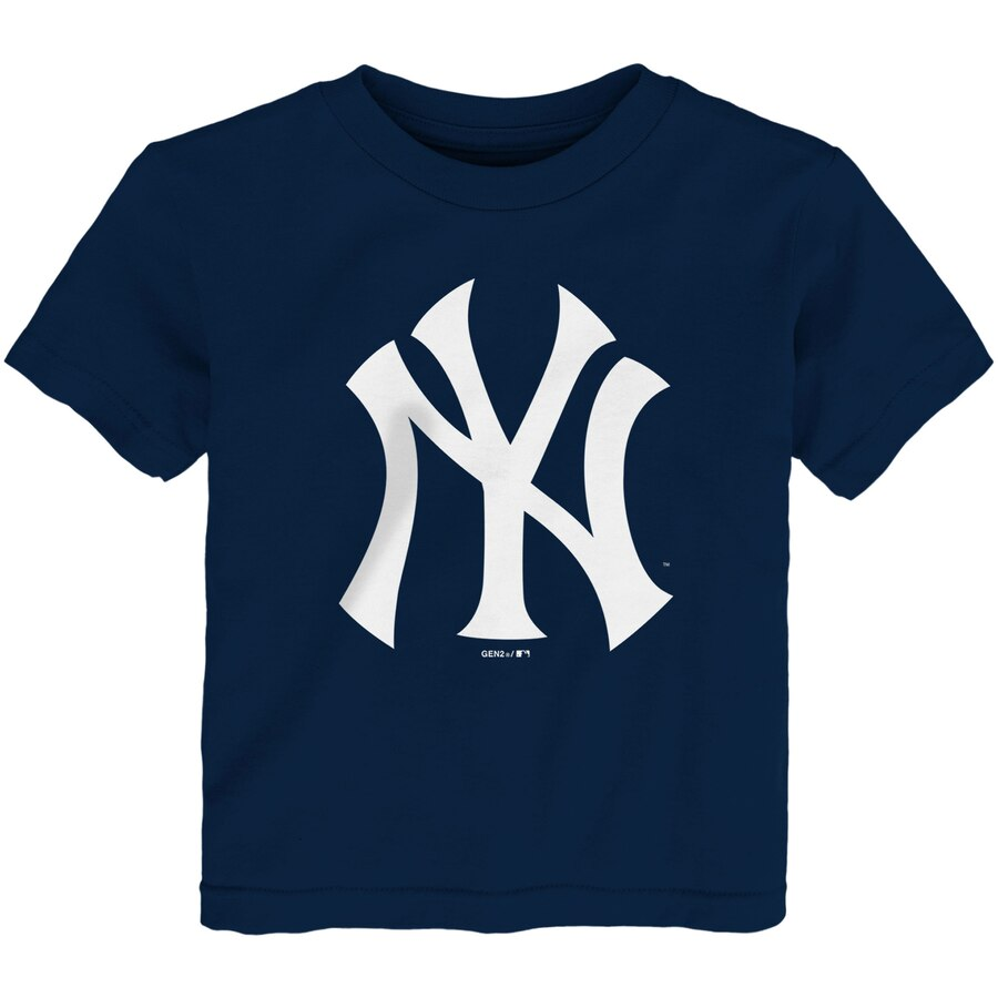 New York Yankees Toddler Team Primary Logo T.