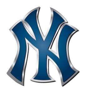 New York Yankees Logo Vectors Free Download.