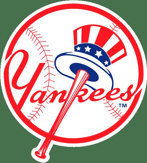 New York Yankees Logo transparent PNG.