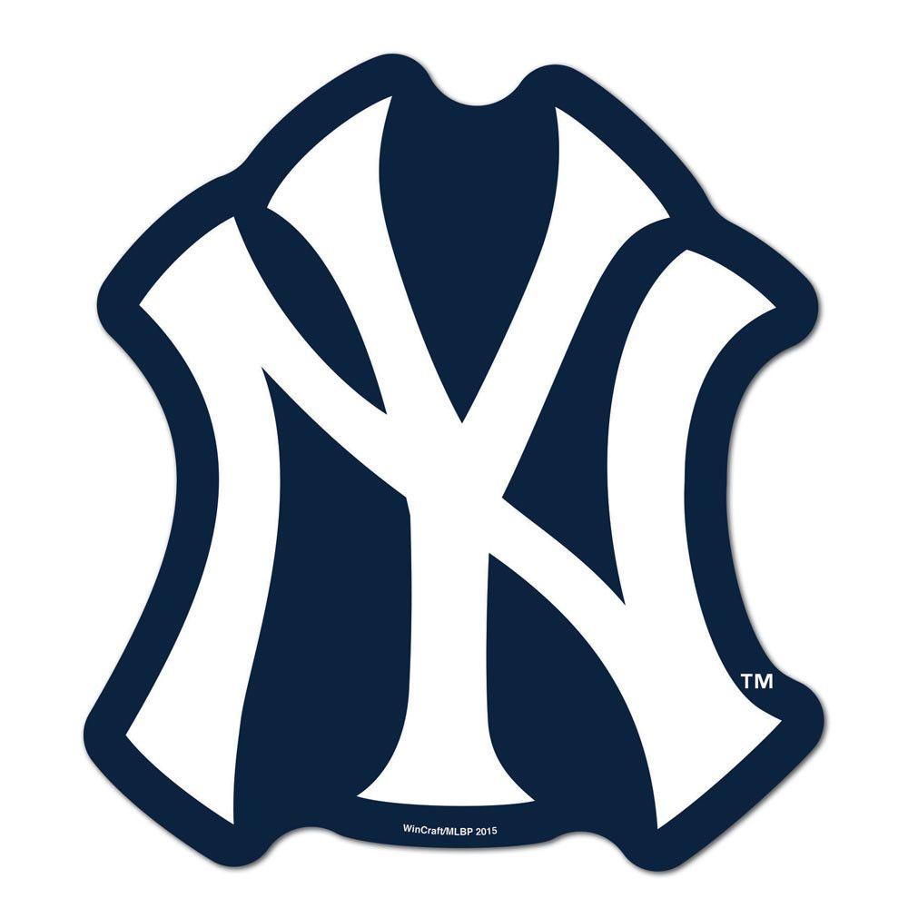 New York Yankees Logo Vector PNG Transpa #371888.