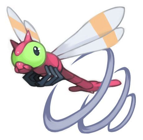 Leafblade13's fun pokemon spotlight: 4 Yanma and Yanmega.