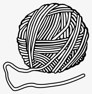 Free Yarn Clip Art with No Background.