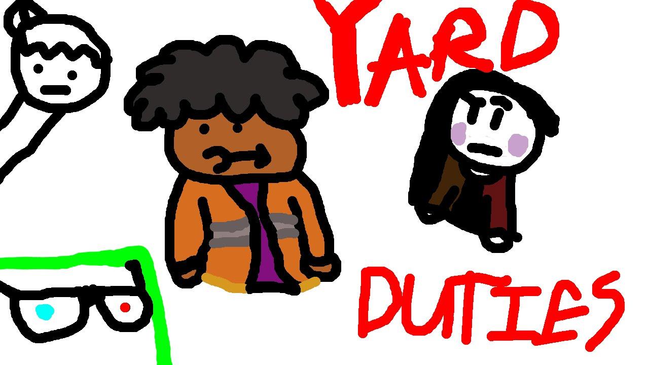 Yard Duties (funny school stories).