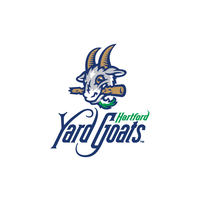 Hartford Yard Goats Baseball.