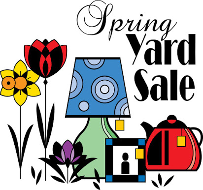 Yard sale free clip art.