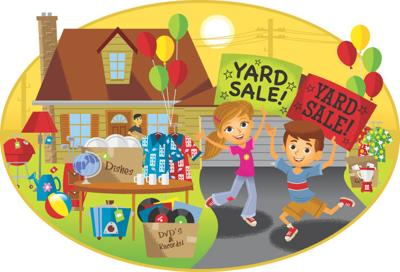 Check out the yard sales in the local region.