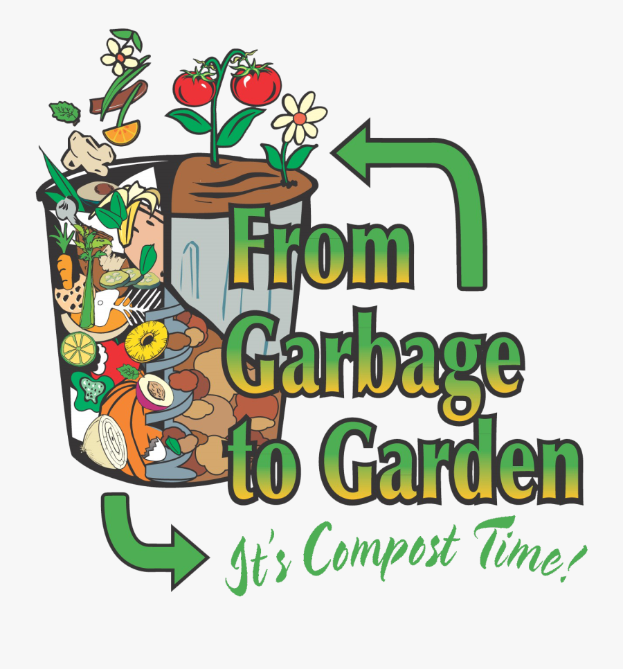 Waste To Compost , Free Transparent Clipart.