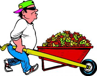 Yard Waste Collection Reminder.