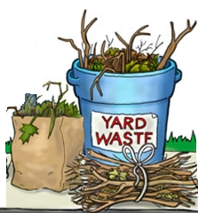 Yard Waste.