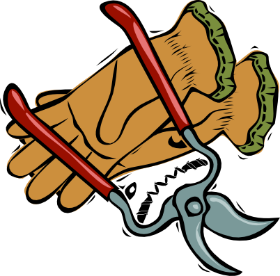 Yard Work Clipart Png.
