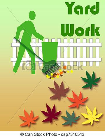 Yard work Illustrations and Stock Art. 1,398 Yard work.
