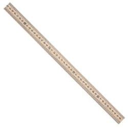 Meter stick clip art.