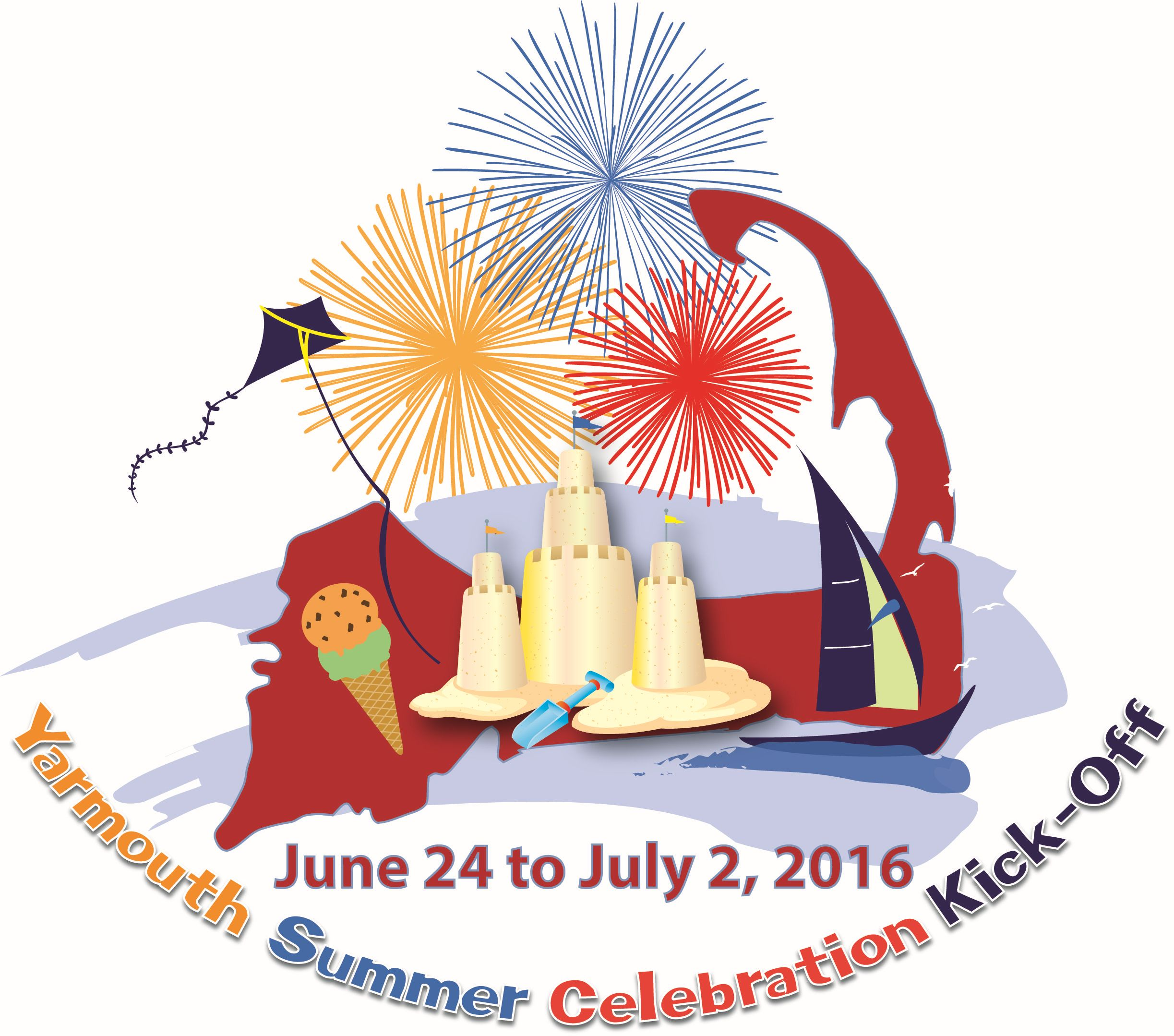 Yarmouth Summer Celebration Kick Off 2016.