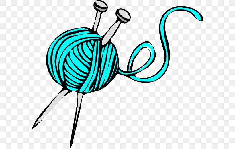 Crochet Hook Knitting Yarn Clip Art, PNG, 600x520px, Crochet.