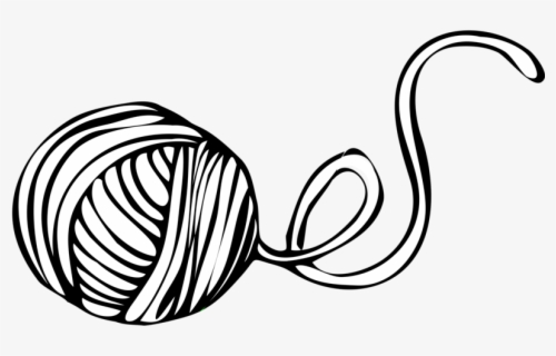 Free Yarn Clip Art with No Background , Page 6.
