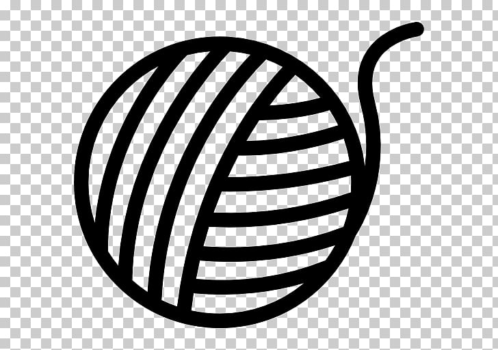 Wool Yarn Computer Icons Drawing, yarn PNG clipart.