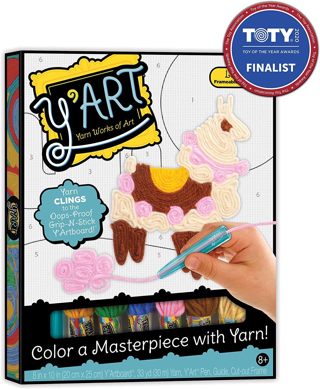 Y\'Art Craft Kit.