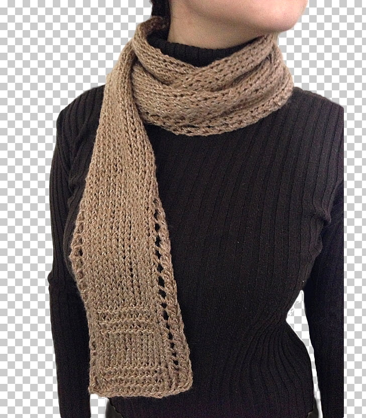 Scarf Shawl Knitting pattern Lace knitting, scarf PNG.