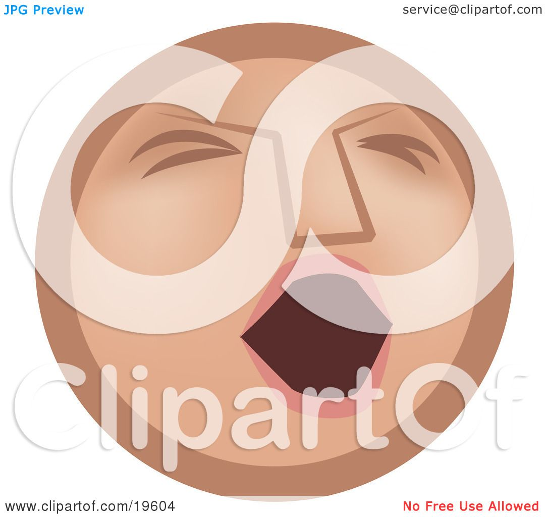 yawnb mouth clipart #9