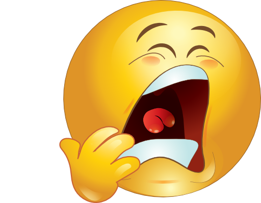 Yawning Clipart Png.