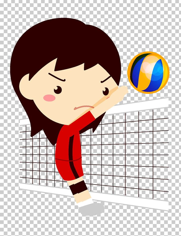 Beach Volleyball Illustration Ball Game PNG, Clipart, Area.