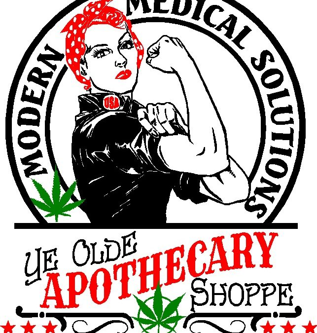 Ye Olde Apothecary Shoppe.