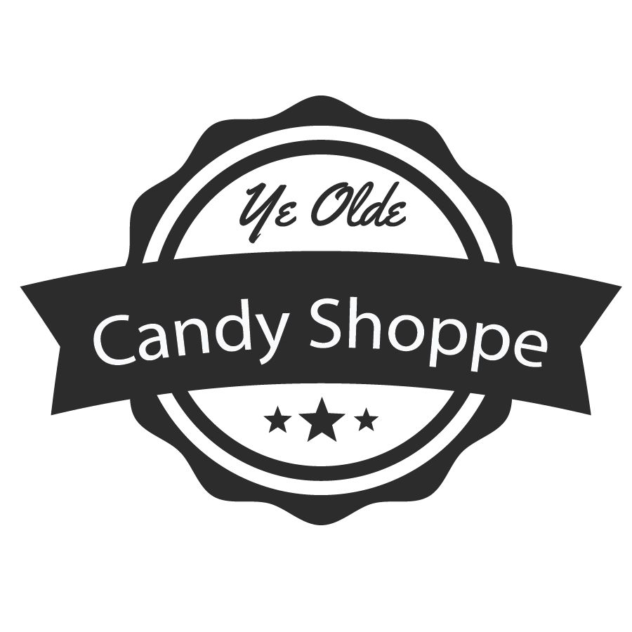 Entry #1 by quickqueens for Ye Olde Candy Shoppe Logo.