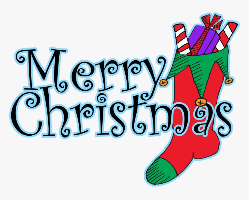 Happy Christmas Clip Art.