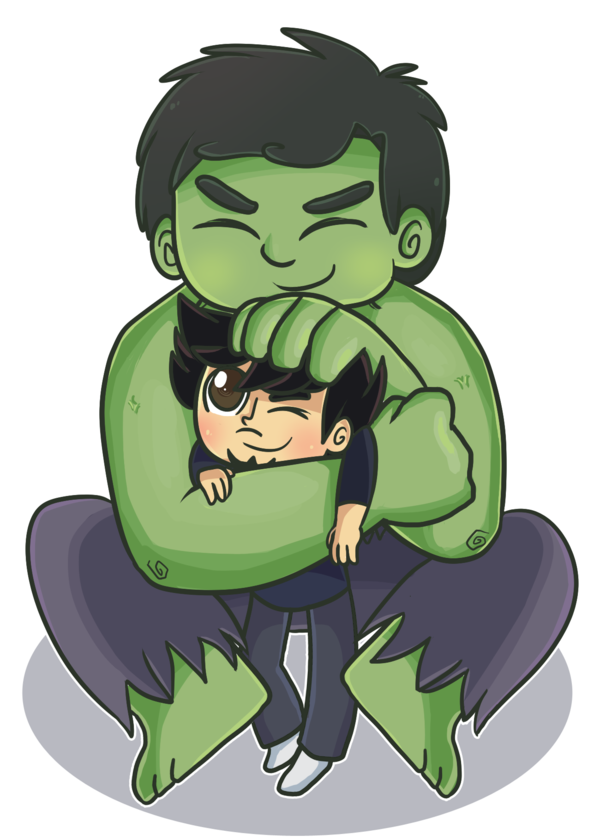 Hulk clipart romantic, Hulk romantic Transparent FREE for.