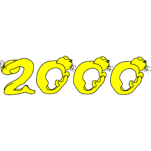 Clipart 2000.