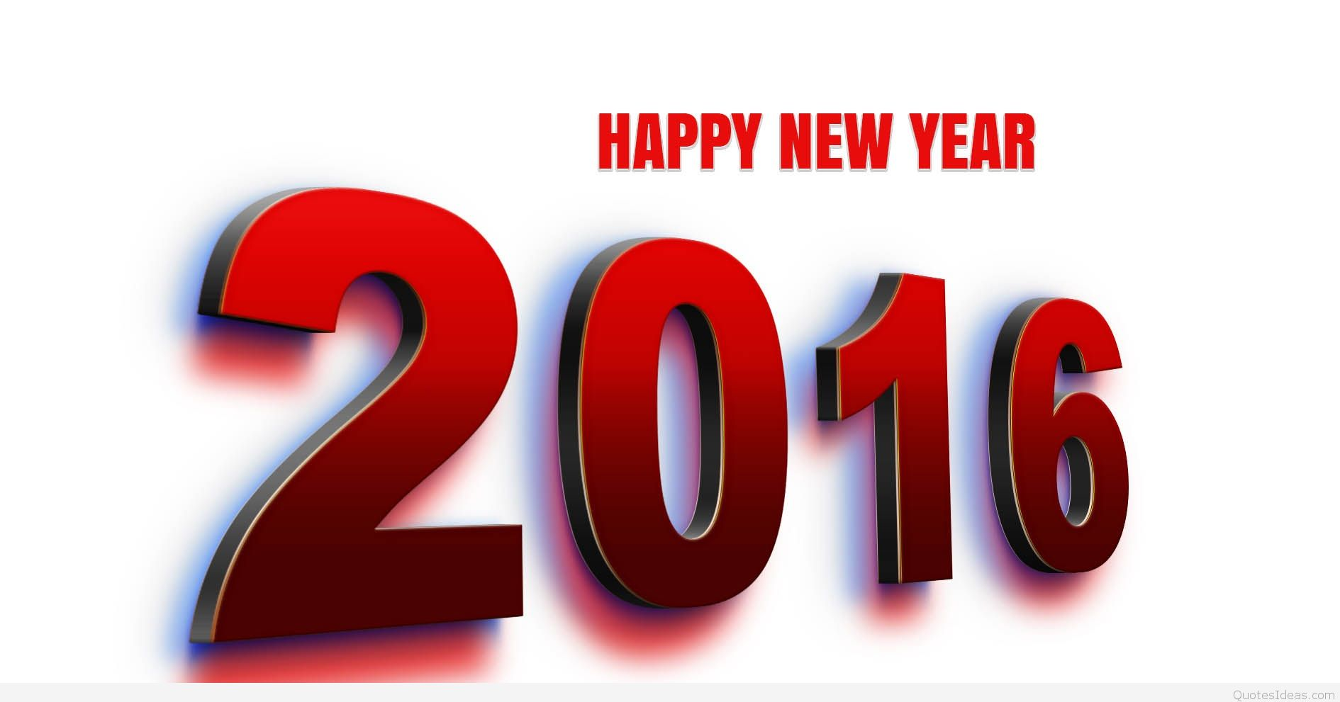 Happy new year clip art.