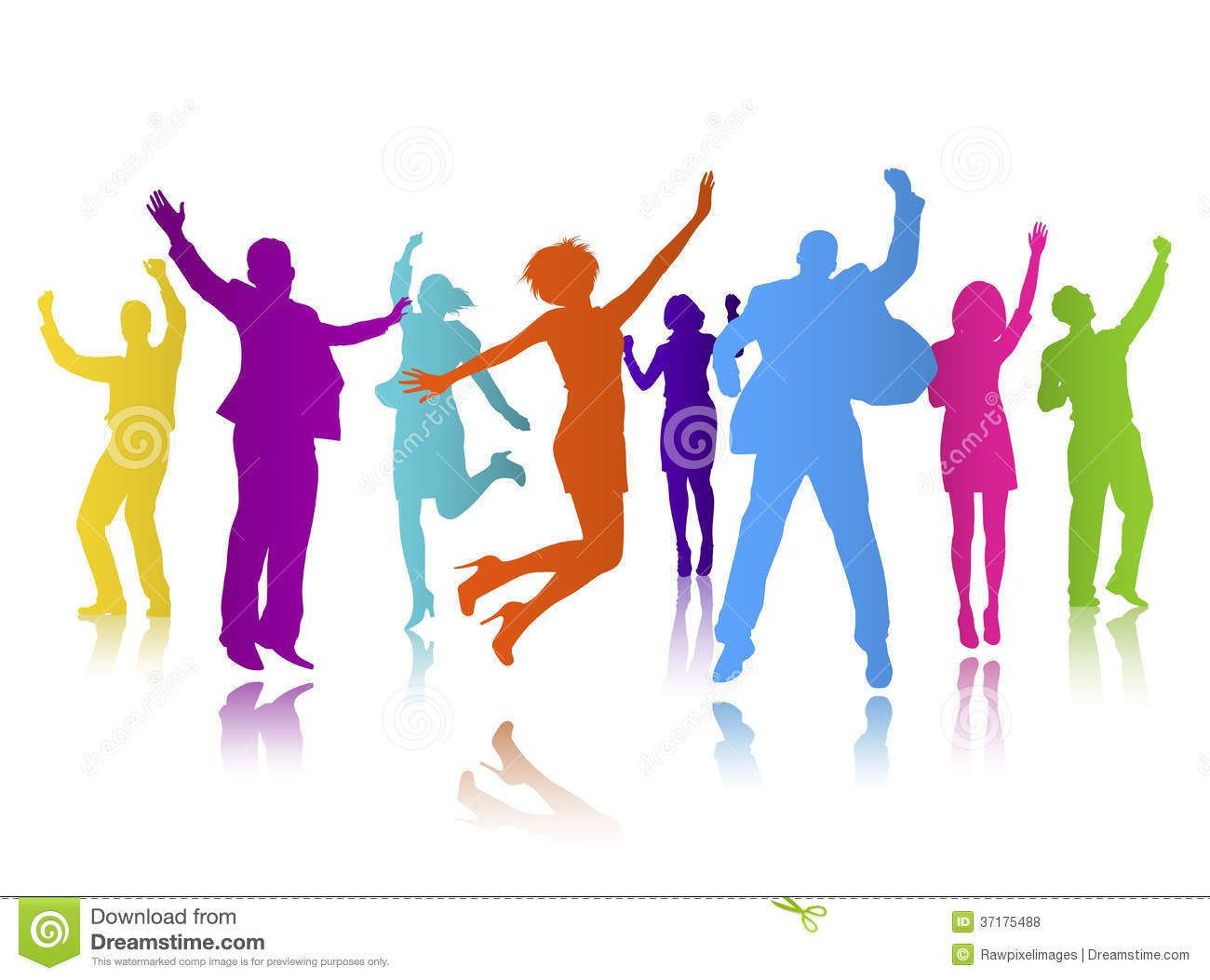 Celebration clipart group, Celebration group Transparent.