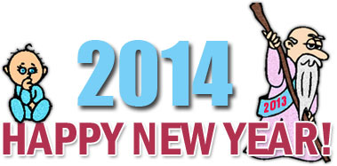 New Year's Clipart.