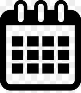 Calendar Icon PNG.