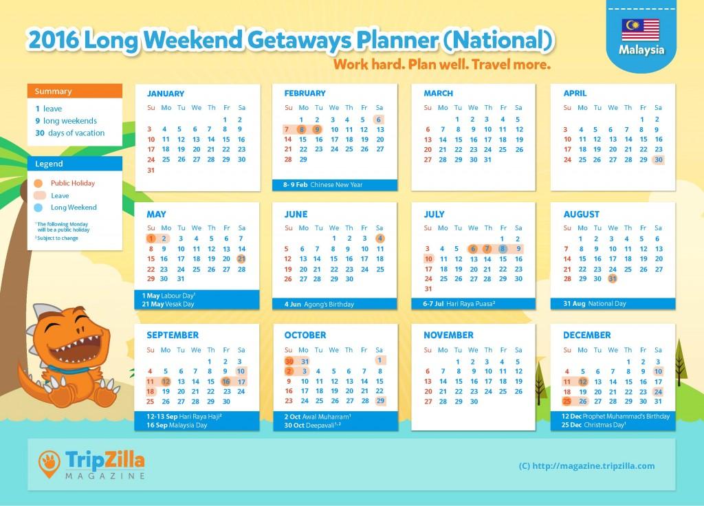 17 Best ideas about 2016 Holiday Calendar on Pinterest.