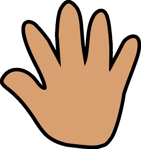 Foot Hand Clip art.