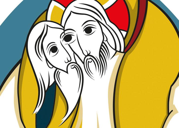 """Year of Mercy"""" Logo Explained."""