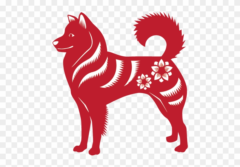 Chinese New Year 2018 Dog Png.