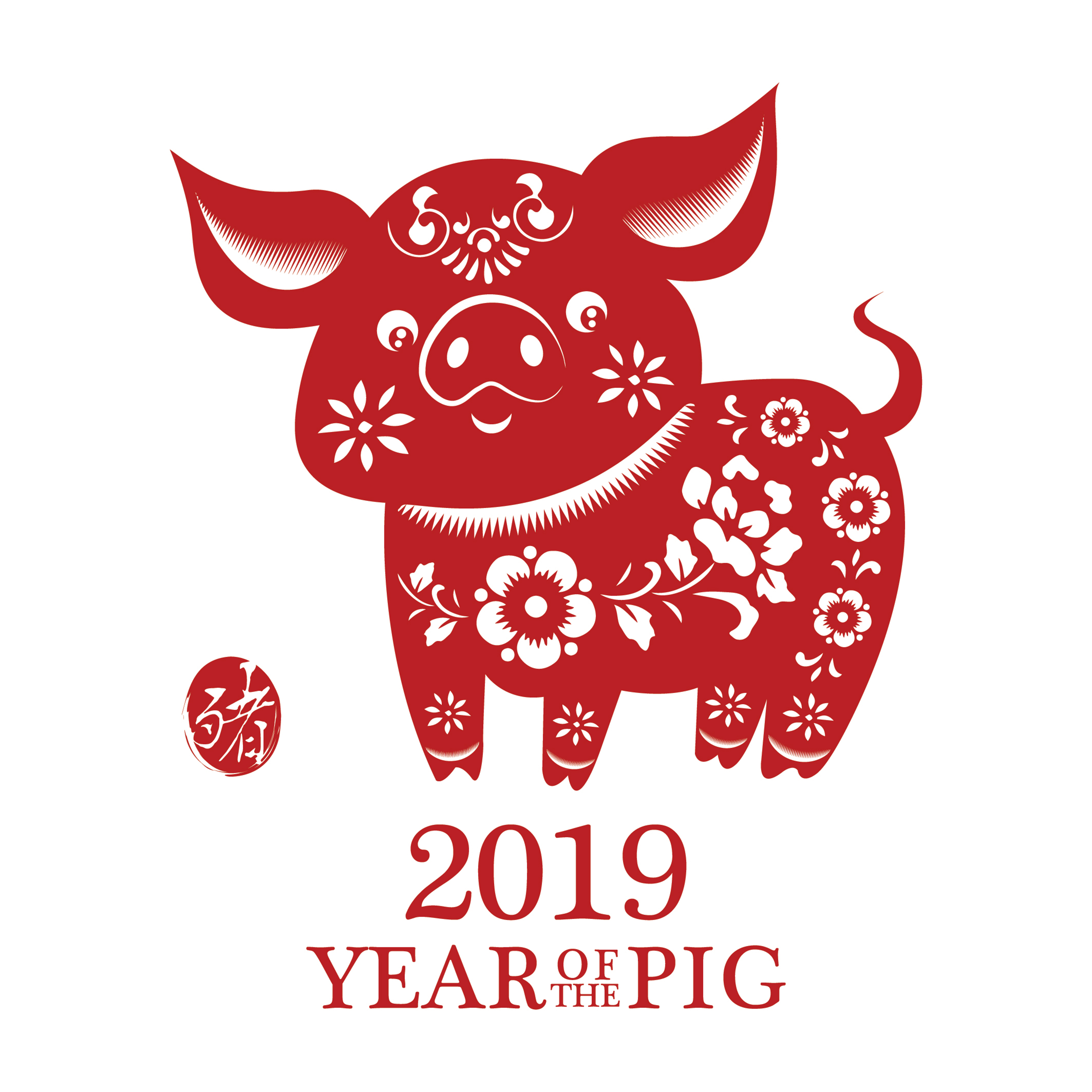 YEAR OF THE EARTH PIG 2019 AND YOUR MONEY.