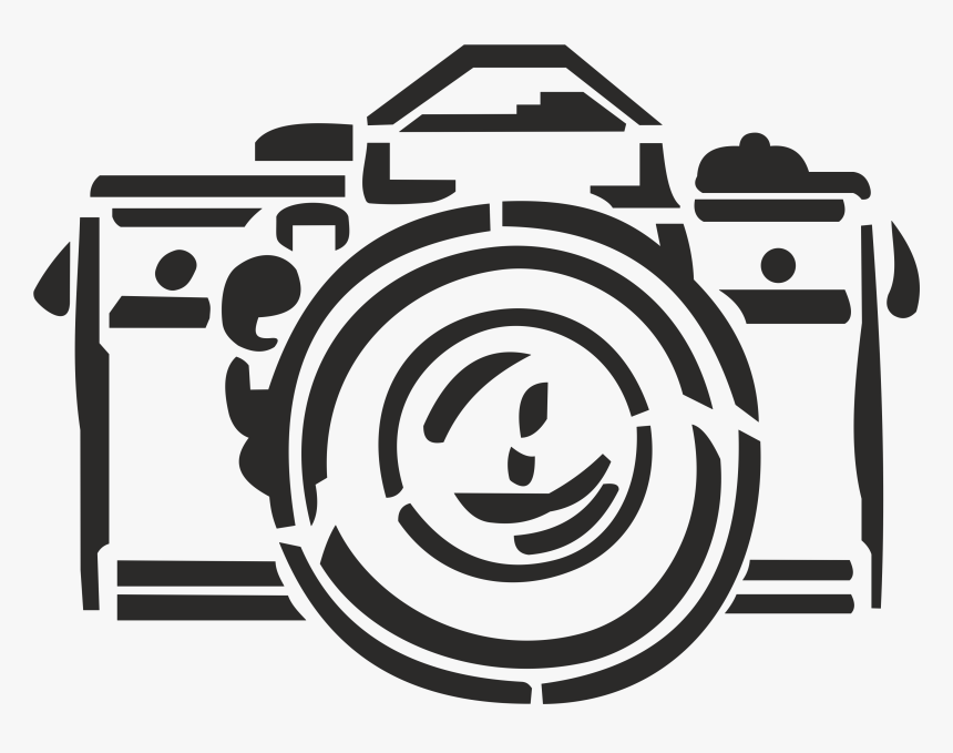 Camera Logo Cliparts.