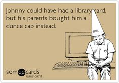 Dunce Cap that was worn by bad schoolchildren in the old days.